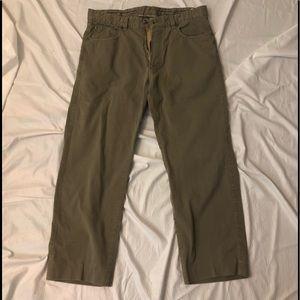 Ermenegildo Zegna Men's Pants Size 36